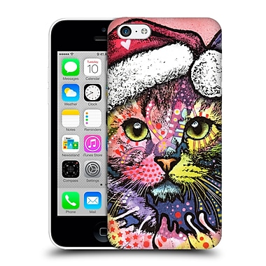 Official Christmas Mix Pets Dean Russo Cat Hard Back Case For Apple Iphone 5C