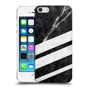 Official Nicklas Gustafsson Textures 3 Black Striped Marble Hard Back Case For Apple Iphone 5 / 5S / Se