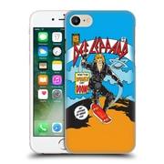 Official Def Leppard Design Women Of Doom Hard Back Case For Apple Iphone 7