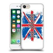 Official Def Leppard Design Vintage Jack Hard Back Case For Apple Iphone 7