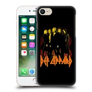 Official Def Leppard Design Group Hard Back Case For Apple Iphone 7