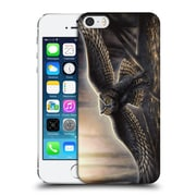 Official Chuck Black Bird Art Out Of The Dark Hard Back Case For Apple Iphone 5 / 5S / Se