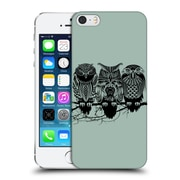 Official Rachel Caldwell Animals Owls Nile Hard Back Case For Apple Iphone 5 / 5S / Se