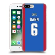 Official Crystal Palace Fc 2016/17 Players Home Kit Scott Dann Hard Back Case For Apple Iphone 7 Plus