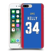 Official Crystal Palace Fc 2016/17 Players Home Kit Martin Kelly Hard Back Case For Apple Iphone 7 Plus