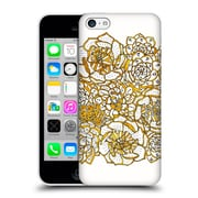Official Pom Graphic Design Summer Vibes Bohemians Bouquet Hard Back Case For Apple Iphone 5C