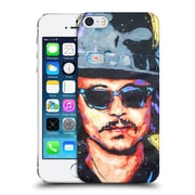 Official Rock Demarco Iconic Depp Art Hard Back Case For Apple Iphone 5 / 5S / Se