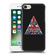 Official Def Leppard Design Target Union Jack Hard Back Case For Apple Iphone 7