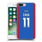 Official Crystal Palace Fc 2016/17 Players Home Kit Wilfried Zaha Hard Back Case For Apple Iphone 7 Plus