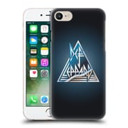 Official Def Leppard Logo Triangle Hard Back Case For Apple Iphone 7