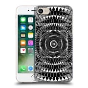 Official Peter Barreda Black And White Mandalas Zoor Hard Back Case For Apple Iphone 7