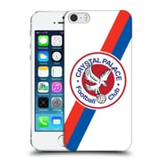 Official Crystal Palace Fc 2016/17 Retro Badge 70'S Eagle Logo Hard Back Case For Apple Iphone 5 / 5S / Se