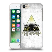 Official Def Leppard Design Triangle Concert Hard Back Case For Apple Iphone 7