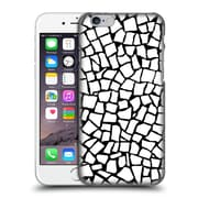 Official Project M British Mosaic White Hard Back Case For Apple Iphone 6 / 6S