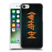 Official Def Leppard Logo Iconic Hard Back Case For Apple Iphone 7
