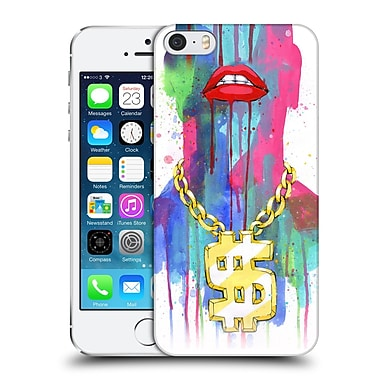Official Ric Stultz Watercolour Wasted Youth Hard Back Case For Apple Iphone 5 / 5S / Se