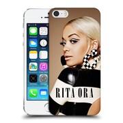 Official Rita Ora Key Art Calendar July Hard Back Case For Apple Iphone 5 / 5S / Se
