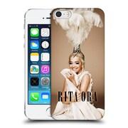 Official Rita Ora Key Art Calendar December Hard Back Case For Apple Iphone 5 / 5S / Se