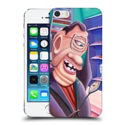 Official Rock Demarco Illustrations 2 Two Eyes Hard Back Case For Apple Iphone 5 / 5S / Se