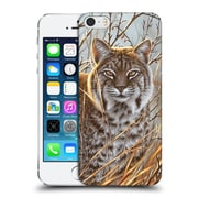 Official Chuck Black Big Cats Always Watching Hard Back Case For Apple Iphone 5 / 5S / Se