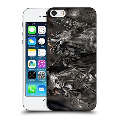 Official Ruth Thompson Cavalier 4 Horsemen Pencil Hard Back Case For Apple Iphone 5 / 5S / Se