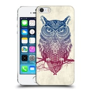 Official Rachel Caldwell Animals Warrior Blue Hard Back Case For Apple Iphone 5 / 5S / Se