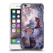 Official Christmas Mix Winter Wonderland Nicky Boehme In A One Horse Open Sleigh Hard Back Case For Apple Iphone 6 / 6S