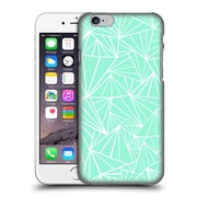 Official Project M Abstract Fan Mint Hard Back Case For Apple Iphone 6 / 6S