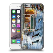 Official Christmas Mix Winter Wonderland Nicky Boehme Hey! Wait For Me Hard Back Case For Apple Iphone 6 / 6S