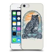 Official Rachel Caldwell Animals Twilight Owl Hard Back Case For Apple Iphone 5 / 5S / Se