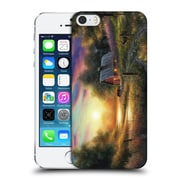 Official Chuck Black Cabin The Evening Routine Hard Back Case For Apple Iphone 5 / 5S / Se