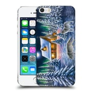 Official Chuck Black Cabin Nighttime Prowl Hard Back Case For Apple Iphone 5 / 5S / Se
