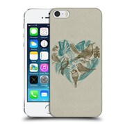 Official Rachel Caldwell Animals Wild Heart Hard Back Case For Apple Iphone 5 / 5S / Se