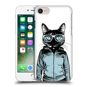 Official Nicklas Gustafsson Animals Cool Cat Hard Back Case For Apple Iphone 7