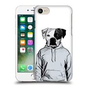 Official Nicklas Gustafsson Animals Cool Dog Hard Back Case For Apple Iphone 7