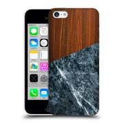 Official Nicklas Gustafsson Textures Wooden Marble Dark Hard Back Case For Apple Iphone 5C