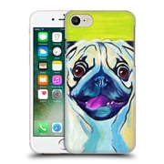 Official Dawgart Dogs Puglicious Hard Back Case For Apple Iphone 7