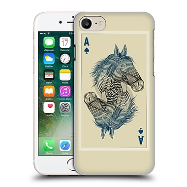 Official Rachel Caldwell Animals Horse Hard Back Case For Apple Iphone 7