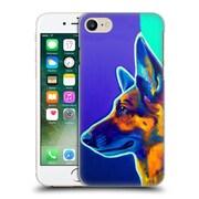 Official Dawgart Dogs 2 German Shepherd Schatze Hard Back Case For Apple Iphone 7