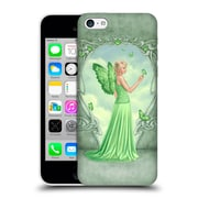 Official Rachel Anderson Birth Stone Fairies Peridot Hard Back Case For Apple Iphone 5C