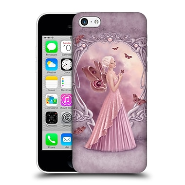 Official Rachel Anderson Birth Stone Fairies Pearl Hard Back Case For Apple Iphone 5C