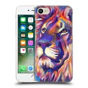 Official Dawgart Wildlife Lion Cecil Hard Back Case For Apple Iphone 7