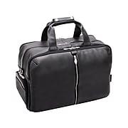 "McKleinUSA U Series AVONDALE 22"" Black Carry-On Duffel Bag (18905)"
