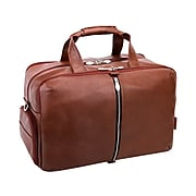 "McKleinUSA U Series AVONDALE 22"" Brown Carry-On Duffel Bag (18904)"