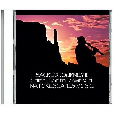 Naturescapes Music Sacred Journey III (RTL386157)