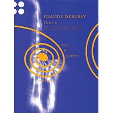 Alfred Advance Music - Classics for Saxophone Fugue (LFR8988)