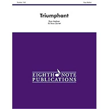 Alfred Triumphant, Score & Parts - Easy-Medium (LFR7606)