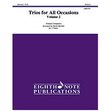 Alfred Trios for All Occasions, Volume 2 - Tuba (LFR6598)