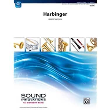Alfred Harbinger - Conductor Score (LFR2891)