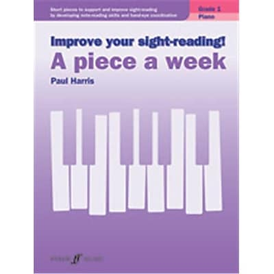 Alfred Improve Your Sight-Reading - Piano -